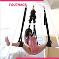 Toughage sex love jogos do balanço de luxo cadeiras de bungee servidão pendurar ferramenta adulto móveis cadeiras de assento do balanço de sexo para casais