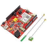 Latest Development Board Module Elecrow SIMduino UNO SIM808 GPRS GSM Board For Arduino DIY Electronic Enthusiasts