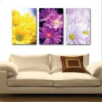 2014 New Free Shipping 3Panels Living Room Decorative Canvas Painting Modern Huge Picture Paint Print Art