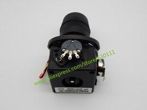 Image 4 - 4 осевой потенциометр, джойстик серии 400, коромысло, регулируемое сопротивление, 5K, герметичный, с кнопкой, джойстик
