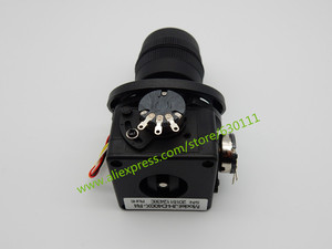 Image 4 - 4 axis potentiometer Joystick 400 series Rocker hall joystick dimensional resistance  5K sealed with button joystick