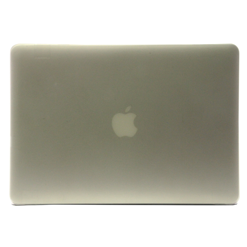 ᗔtransparent Matte Case Cover For Apple Macbook Air 13 Silicone