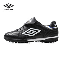 Umbro Men's Non Spikes Soccer Shoes Sports Match Training Shoes Men Spike Shoes Football Mens Shoes Ucb90117