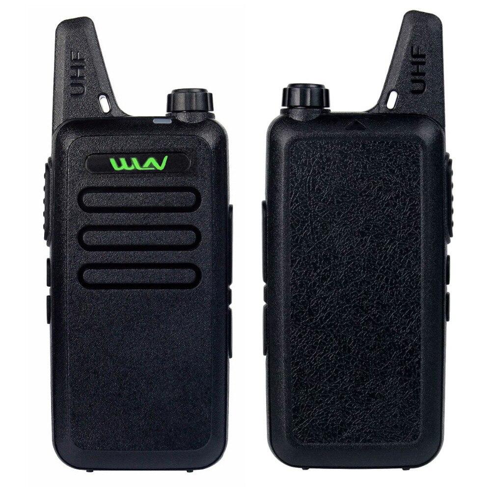 NOUVELLE Radio Talkie Walkie RFD KD-C1 5 W UHF 400-470 MHz CTCSS/DCS TOT VOX Balayage Silencieux Two Way Radio MINI-Émetteur-Récepteur de poche