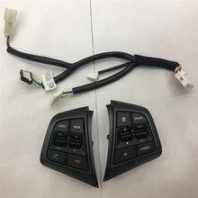 Jinghang для Hyundai ix25 (creta) 2.0L многофункциональный руль пуговицы с подогревом штекер провода автомобиль круиз удаленного кнопку VOL