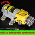 4L/Min 30 Вт пищевой очиститель воды насосом 12 В высокого давления автоматический мембранный насос для воды