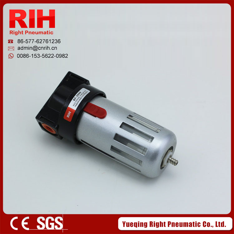 Right Pneumatic High Quality BF3000Series air Filter G3/8\'\' bowl ...
