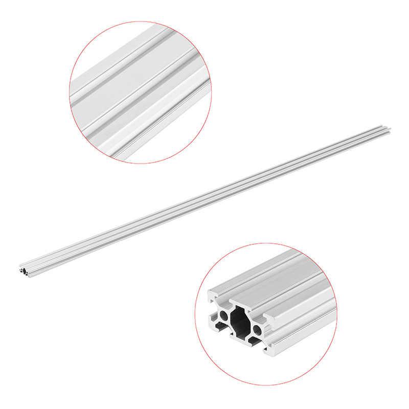 SENREAL 1000mm Length 2040 T-Slot Aluminum Profiles Extrusion Frame for CNC