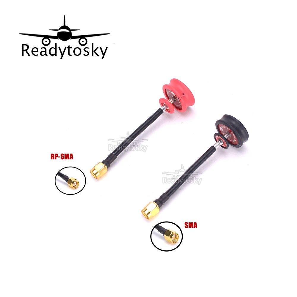 2 teile/los Pagode 2 pagoda-2 5,8 GHz FPV sender Antenne SMA & RP-SMA Stecker für RC FPV Racing Drone Racer