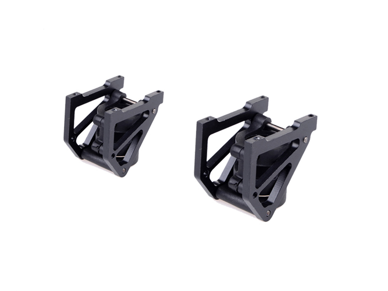 dronehobby Adjustable angle foot frame connecting multi rotor model DIY unmanned aerial vehicle fittings fixed base landing gear D18