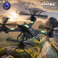 SMRC S5 Super drones with hd camera FPV wifi 2MP rc quadcopter selfie drone remote control 720P com helicopter racing flying Toy