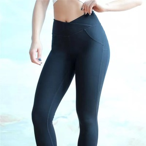 Image 5 - CHRLEISURE Women Workout Leggings Push Up Fitness Leggings Female Fashion Patchwork Leggings Mujer 3Color