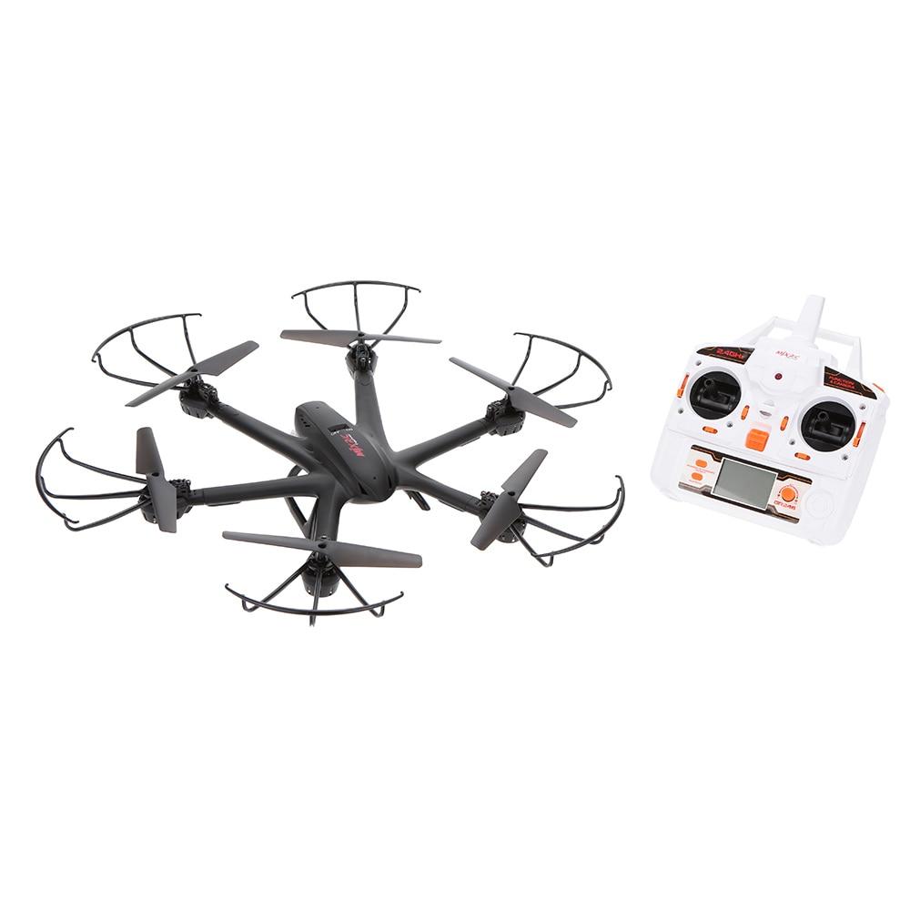 MJX X600 2.4G 6 Axis Gyro Headless 3D Roll One Key Return RC Hexacopter drone without camera vs x5c x300 x400 x800 mjx x400 2 4g 4ch 6 axis gyro remote control rc helicopter drone quadcopter with hd fpv camera vs mjx x300 x600 x800 x101 x5sw