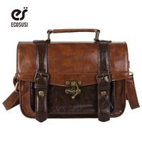 Preppy Style Women Handbag Classic Mori Girl Women Leather Handbags Leisure Portable Women Messenger Bags