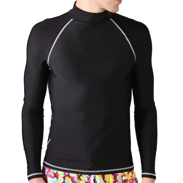 Buy Lycra Rash Guard Suit For Men Uv