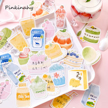 30 Sheets/lot Afternoon time Delicious drink memo pad planner sticky note paper sticker kawaii stationery pepalaria BQ008(China)