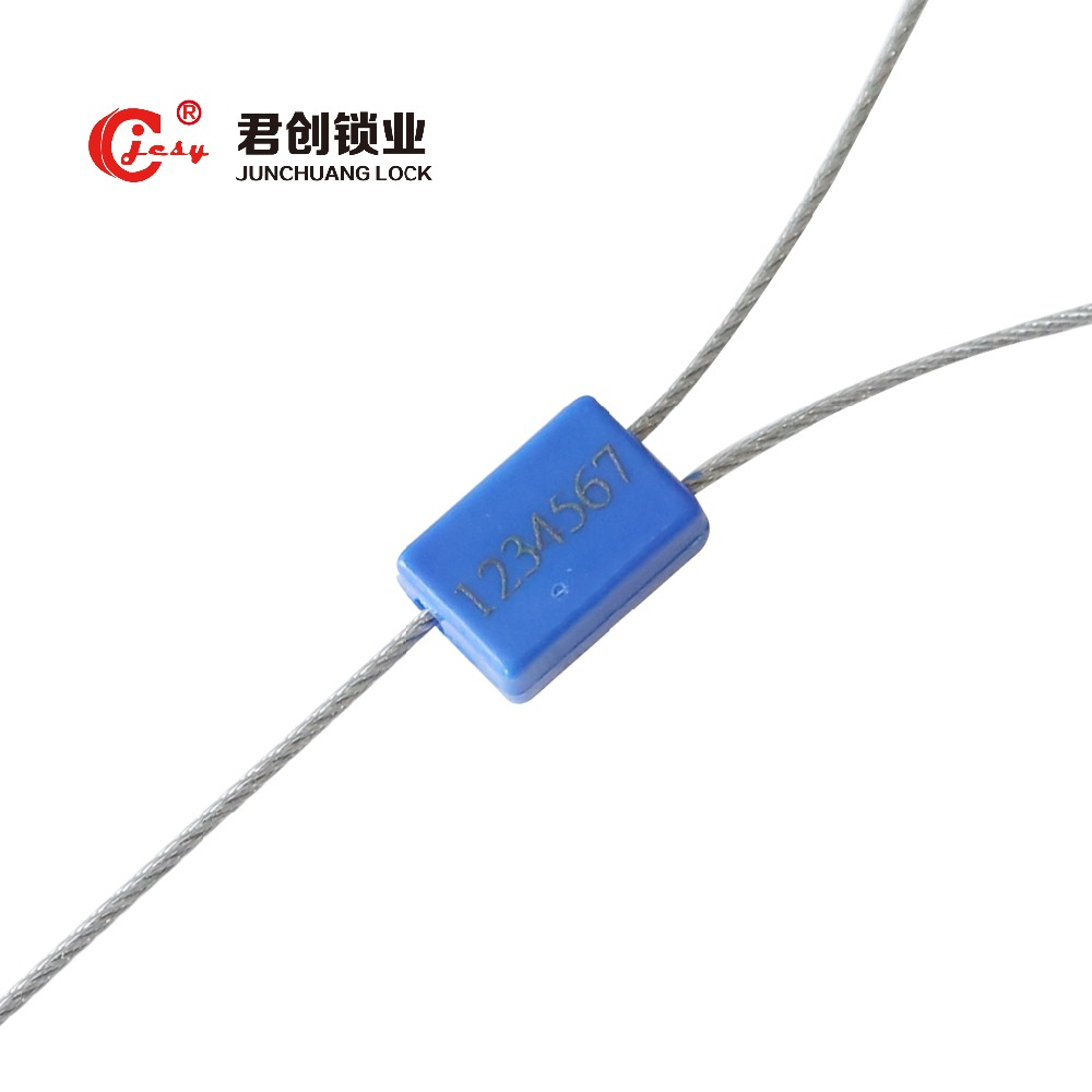 JCCS203 Aluminum Wire Seal for Sealing Container & Railway Wagon