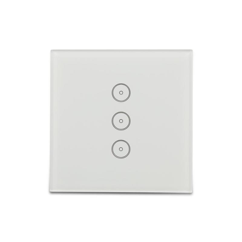Smart Wall WiFi Switch Wireless Home Light Touch Switch Amazon Alexa Timing Function iOS Android APP Control Switch AC 110-240V детская игрушка new wifi ios