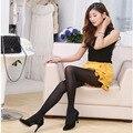 Meias femininas Meias De Compressão Prevenir Varizes Trendy Sexy Stovepipe Primavera e Outono seção fina meias calças justas