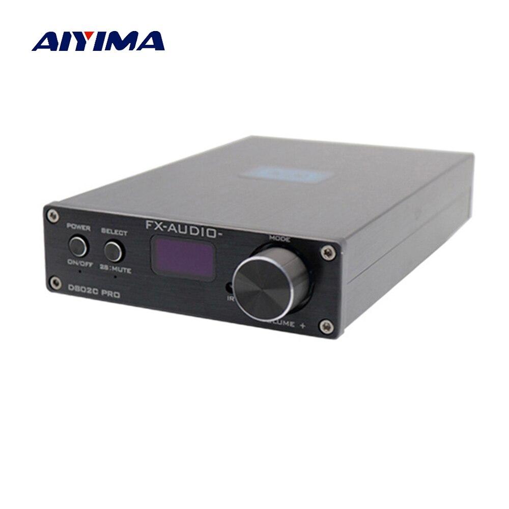 Aiyima 80 w * 2 Bluetooth 4.2 Audio Digitale Amplificatore HiFi Amplificador Sistema Audio di Altoparlanti Per Home Supporto AUX USB Ottico coassiale