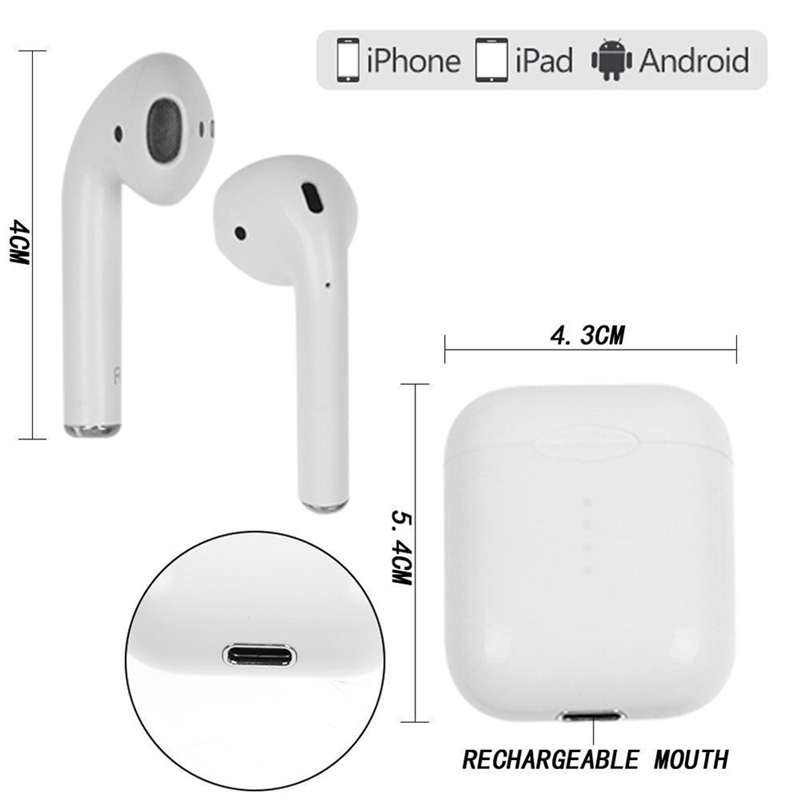 True-i10-TWS-Mini-Wireless-Earbuds-Bluetooth-5-0-Earphones-With-Touch-Control-Charging-Box-Mic
