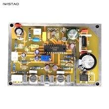 IWISTAO FM Одиночная плата декодирования, моно к стерео LA3401 для усилителя промежуточной частоты Hi Fi аудио DIY Бесплатная доставка