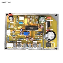 IWISTAO FM Single Decoding Board Mono to Stereo LA3401 for Intermediate Frequency Amplifier HIFI Audio DIY Free Shipping