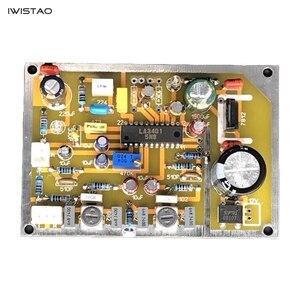 Image 1 - IWISTAO FM simple carte de décodage Mono à stéréo LA3401 pour amplificateur de fréquence intermédiaire HIFI Audio bricolage livraison gratuite