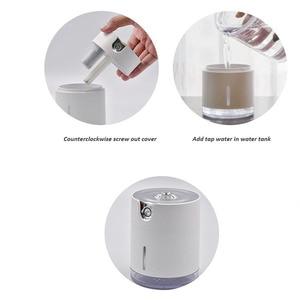 Image 5 - 300ml Ultrasone Luchtbevochtiger 2000mAh Batterij Operated USB Oplaadbare Draagbare Aroma Air Difuser Essentiële Olie Mist Maker Fogger