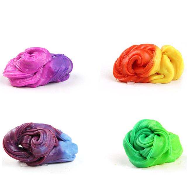 Gradient Color Smart Putty