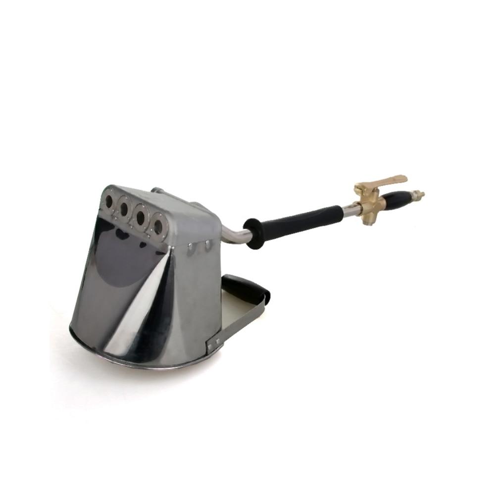 Arma de Argamassa de Estuque da Parede Concha de Spray de ar da Pistola Estuque de Cimento Argamassa Pulverizador Gesso Hopper pá