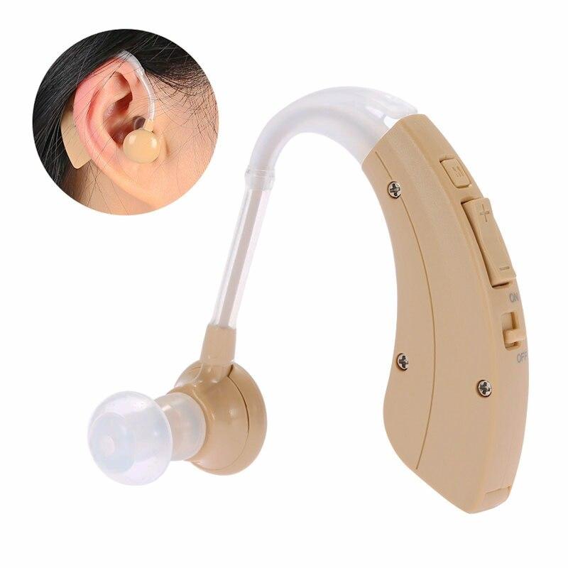 220 Mode Haute qualité mini numérique audience aide auditive amplificateur de voix oreille son amplificateur auditifs