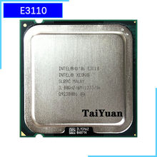 Intel Xeon E3110 3.0 GHz Dual-Core CPU Processor 1333 L2=6M 65W LGA 775(China)
