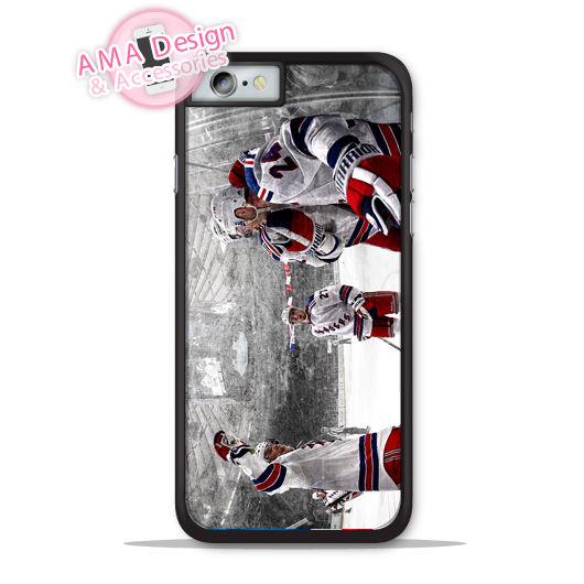 New York Rangers Ice Hockey Fans Phone Cover Case For Apple iPhone X 8 7 6 6s Plus 5 5s SE 5c 4 4s For iPod Touch