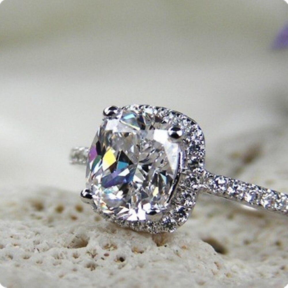 Online Get Cheap Mens White Gold Diamond Wedding Bands Aliexpress