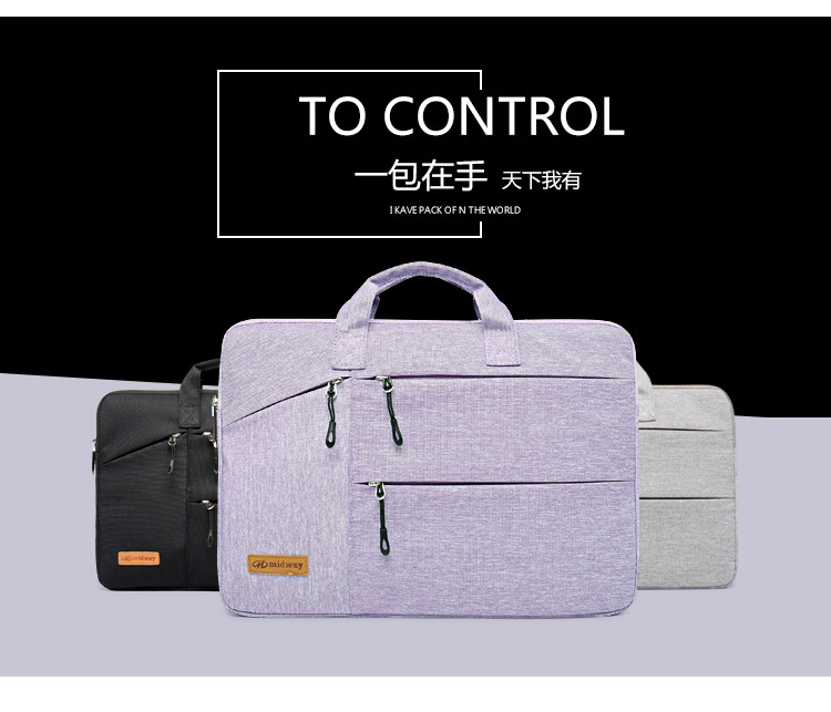 Fashion Nylon Liner Sleeve Bag for 10.1 inch Teclast Tbook10 S Tablet PC Laptop Pouch Ca ...