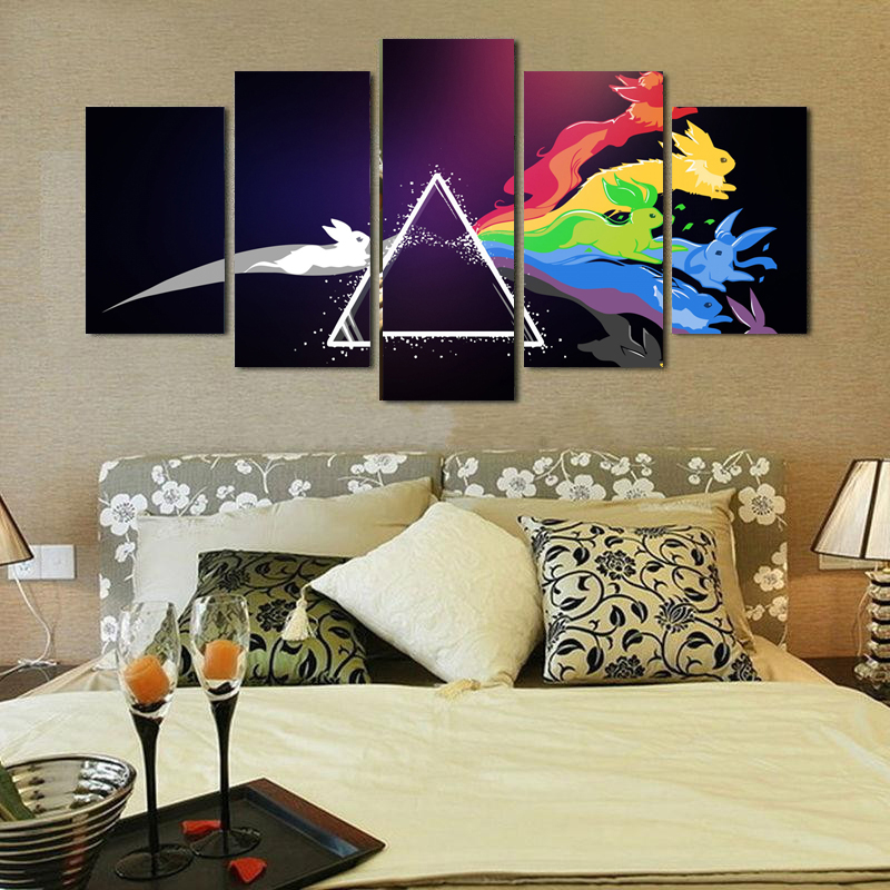 online shop pokemon go 4k game painting wall art home decoration