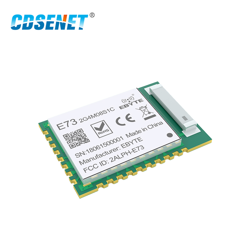 Image 3 - nRF52840 Bluetooth 5.0 240MHz RF Transceiver CDSENET E73 2G4M08S1C 8dbm Ceramic Antenna BLE 4.2 2.4 GHz Transmitter and Receiver-in Fixed Wireless Terminals from Cellphones & Telecommunications