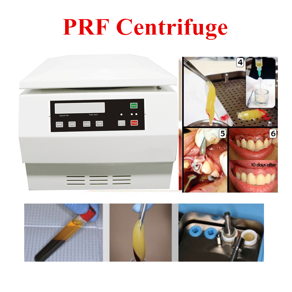 2017 Alibaba PRF Centrifuge PRF tube 10ml and 12 tube Al angle rotor PRF Centrifuge super slipper taipei