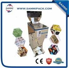 20-2500g Low Cost Semi-auto Granule,Powder,Tea Weighing Packaging Machine