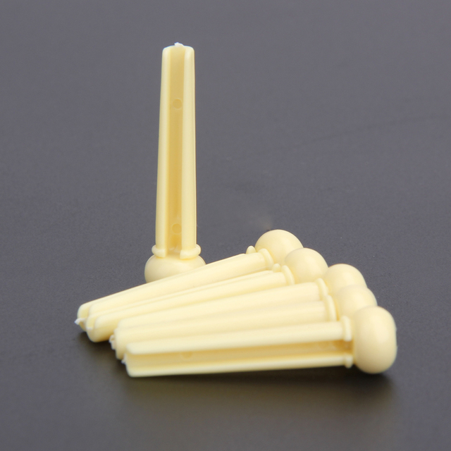 US $0 69 29% OFF|Aliexpress com : Buy 6 String Guitar Bridge Pins Saddle  Nut Ivory Acoustic Cattle Tailpiece Bridge Pin Guitar Saddle for Acoustic