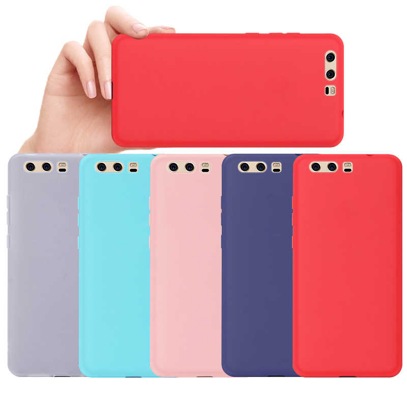 Candy Colorful Silicone TPU Case for Huawei Honor 10 9 8 Lite 8X Max 8C Note 10 V9 Play 6C Pro Slim Soft Cover for Honor Play