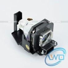 Envío gratis! HWOlamps ET-LAX100 lámpara Compatible con vivienda para PANASONIC PT-AX100E pt-fit ax200e PT-AX200 PT-AX200U