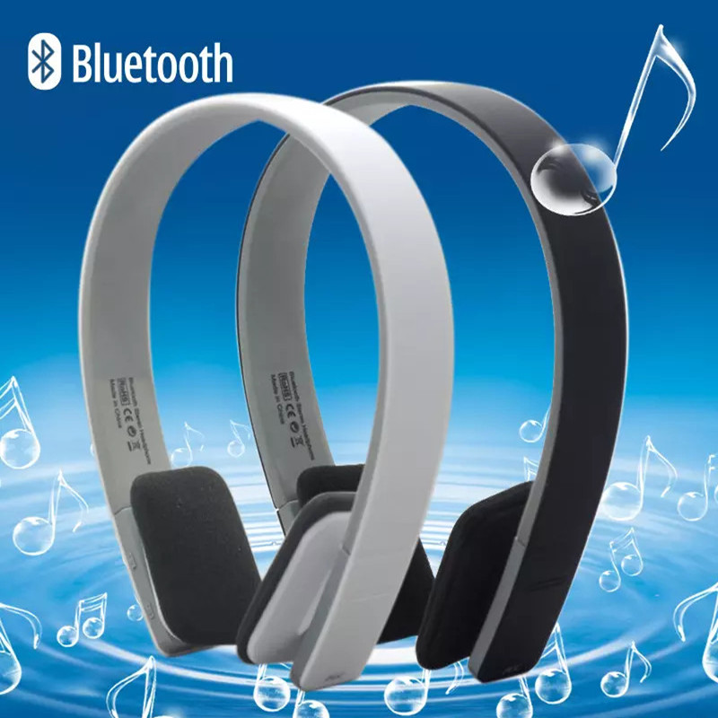 RAVI BQ 618 Head mounted type Stereo Wireless Bluetooth Headphones With Microphone Noise Reduction sport for iphone sumsung