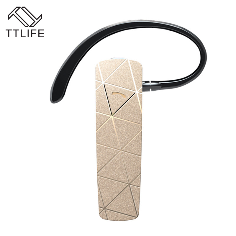 TTLIFE Business Headphones car call Mini bluetooth headset Earphone Wireless earphone with Mic for iPhone xiaomi fone de ouvido qcy q26 mono earbud business mini headset car calling wireless headphone bluetooth earphone with mic for iphone 6 7 s8 android