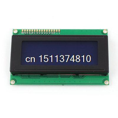 LCD Screen 2004 20x4 Character Display Monitor Module Blue Backlight module 1604 164 16 4 character lcd module lcm display blue backlight white character 5v logic circuit