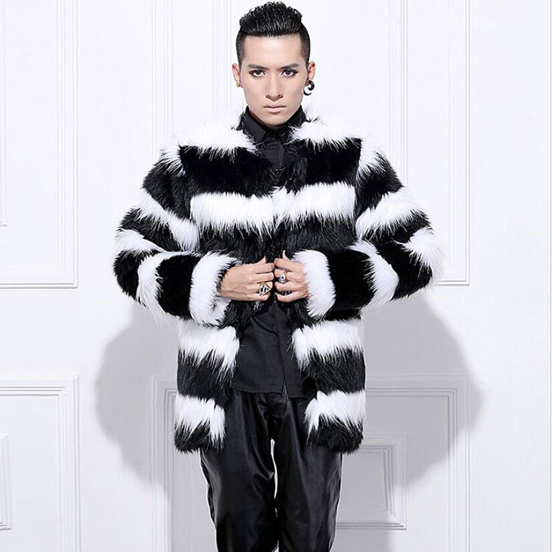 Online Get Cheap Mens Fur Coat -Aliexpress.com | Alibaba Group