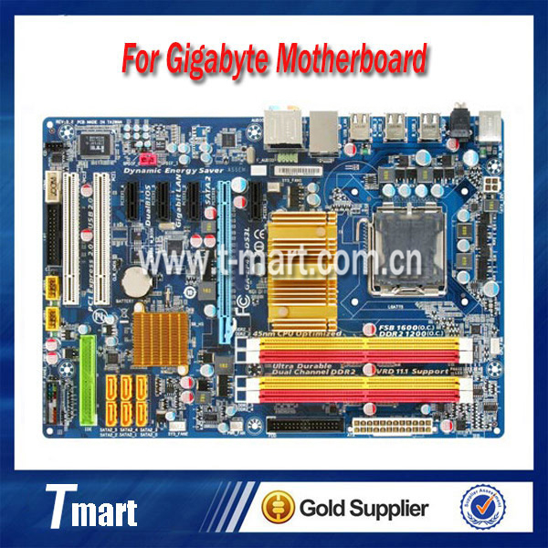 100% working Desktop motherboard for GA-EP43-DS3L System Board fully tested слинг шарфы mum s era слинг шарф коралл