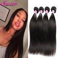 Top 7A Brazilian Virgin Hair Straight Cheap Straight Weave Human Hair 4 Bundles Virgin Brazilian Straight Hair Straight Bundles