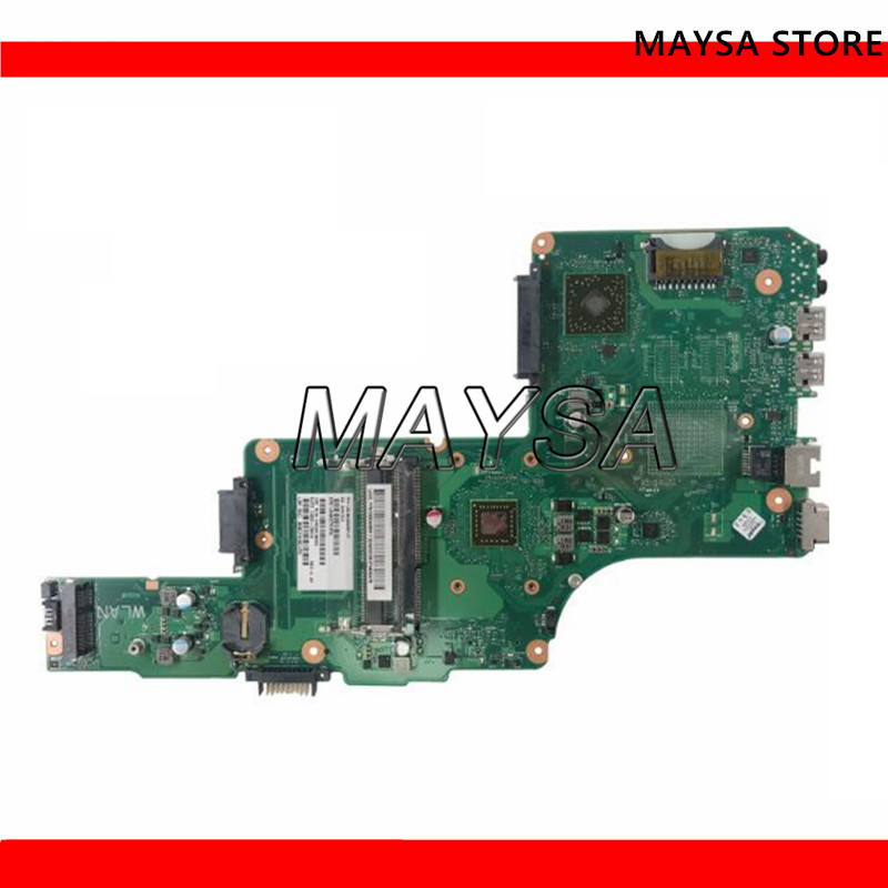 Laptop Motherboard for Toshiba Satellite C855D Mother boards V000275390 1310A2509717 Mainboard High QualityLaptop Motherboard for Toshiba Satellite C855D Mother boards V000275390 1310A2509717 Mainboard High Quality
